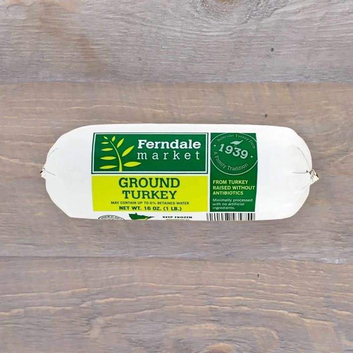 Ground Turkey | Ferndale Market