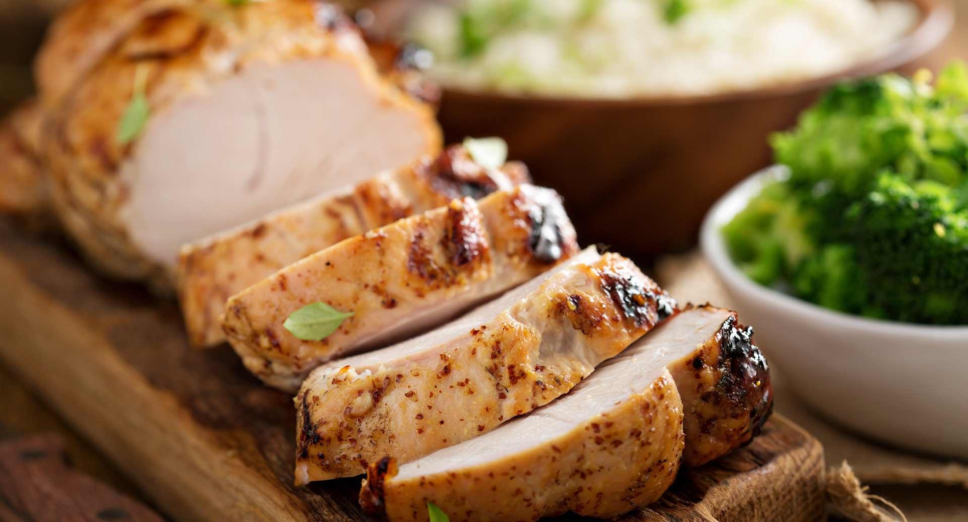 Butter & Herb Roasted Turkey - Chef Donald | Ferndale Market