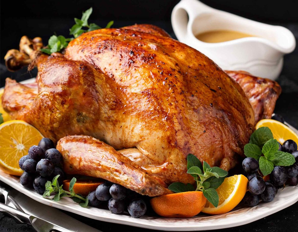 Fresh Turkey - Thanksgiving | Ferndale Market