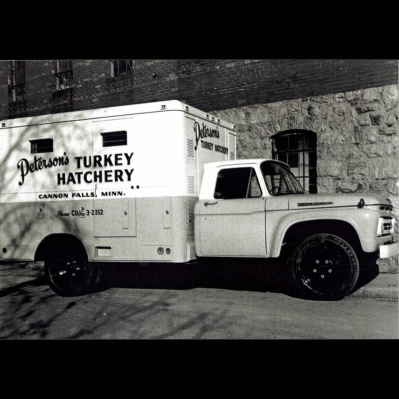 Peterson Turkey Farm - Original Turkey Truck