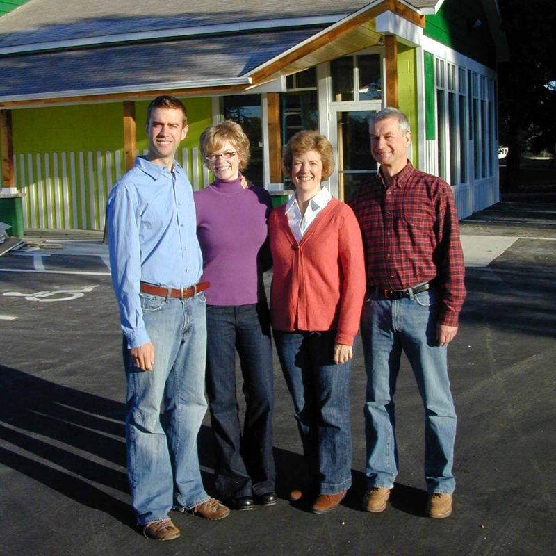 Ferndale Market - Historic Opening Day