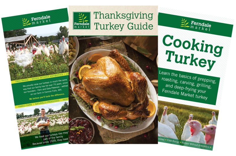 wholesale turkey marketing materials