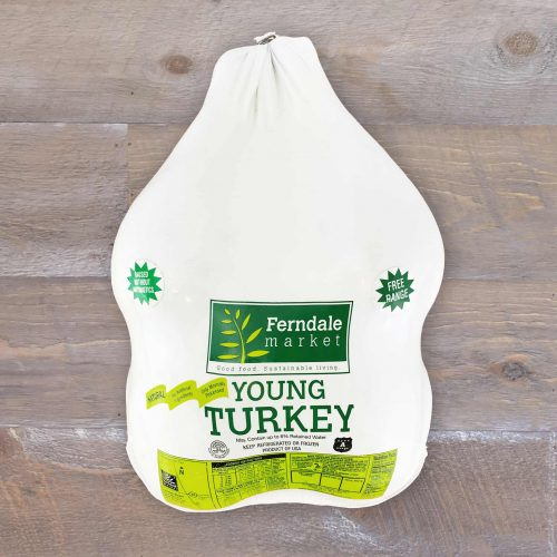 Frozen Whole Turkey | Ferndale Market