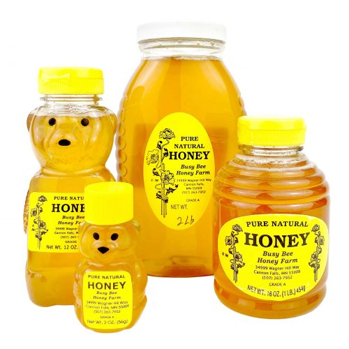 Busy Bee Honey Assorted