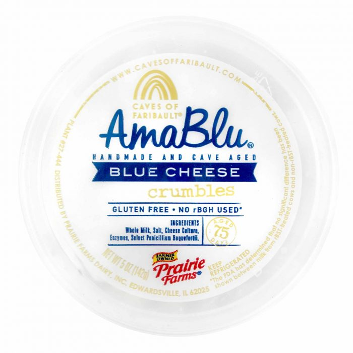 Caves Of Faribault AmaBlu Blue Cheese Crumbles