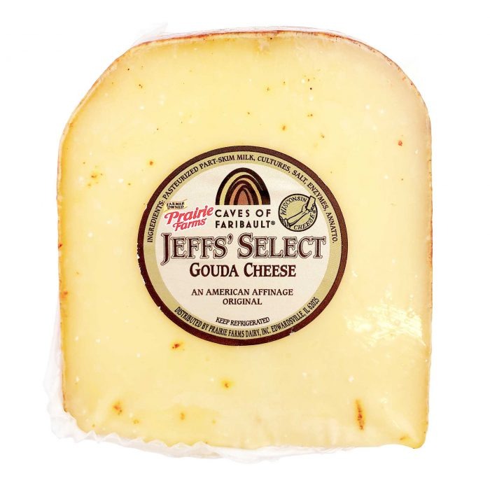 Caves Of Faribault Jeffs Select Gouda