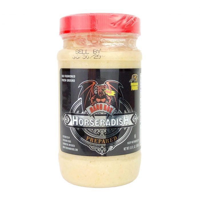 Dang Hot Horseradish