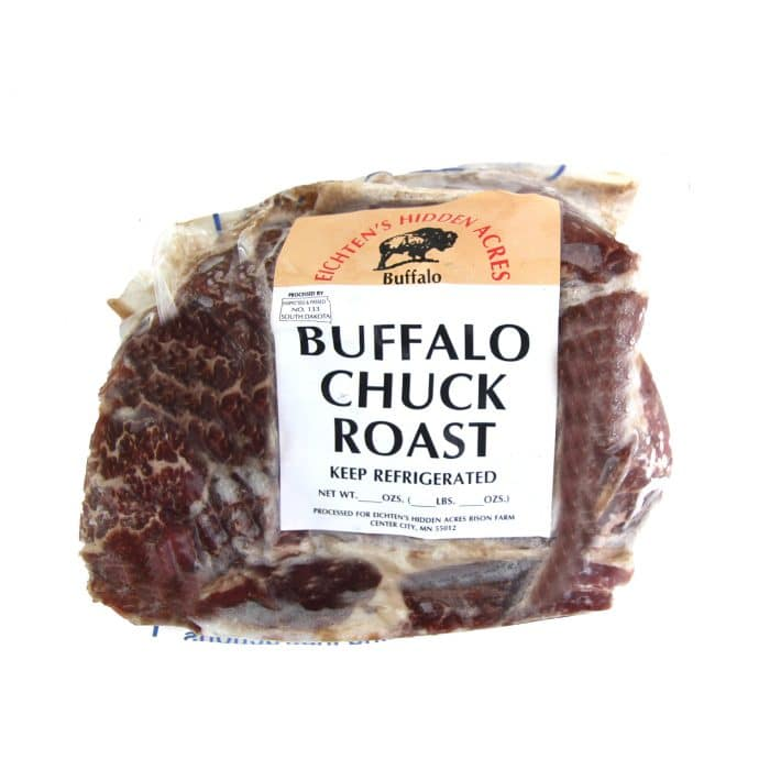 Eichtens Buffalo Chuck Roast