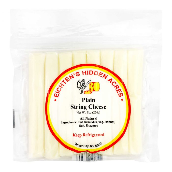 Eichtens Hidden Acres Plain String Cheese