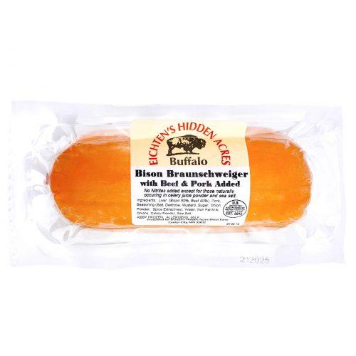 Eichten's Bison Braunschweiger