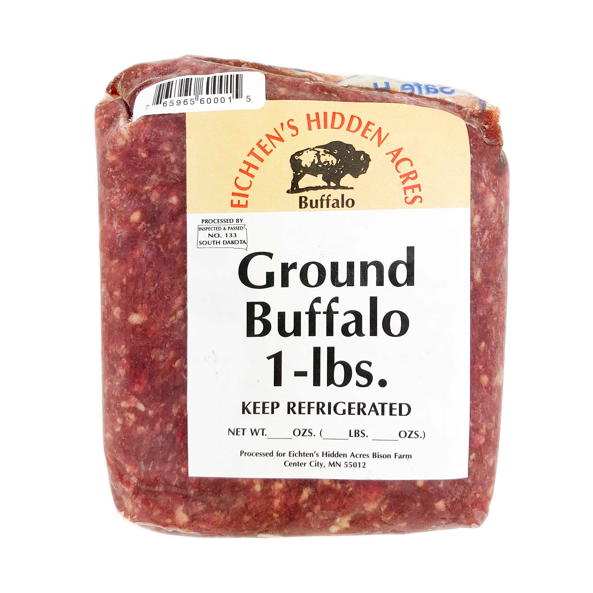 Eichten's Ground Bison