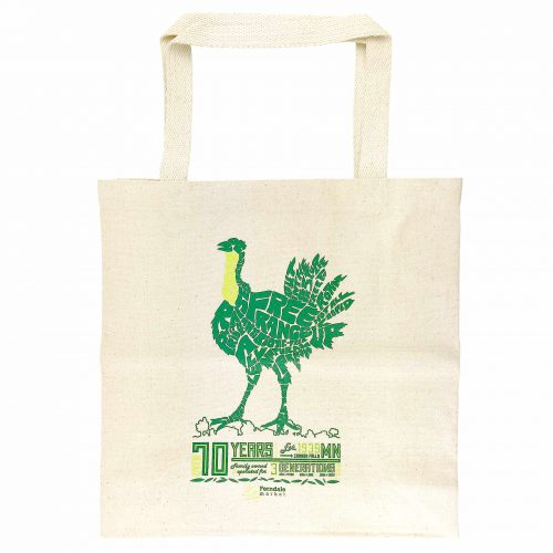 Ferndale Market Canvas Tote Bag