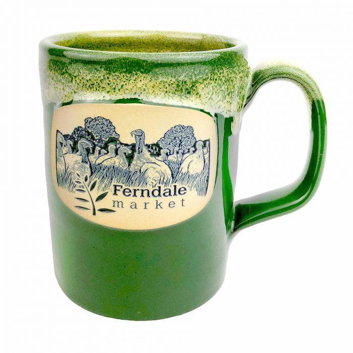 Ferndale Market Ceramic Mug