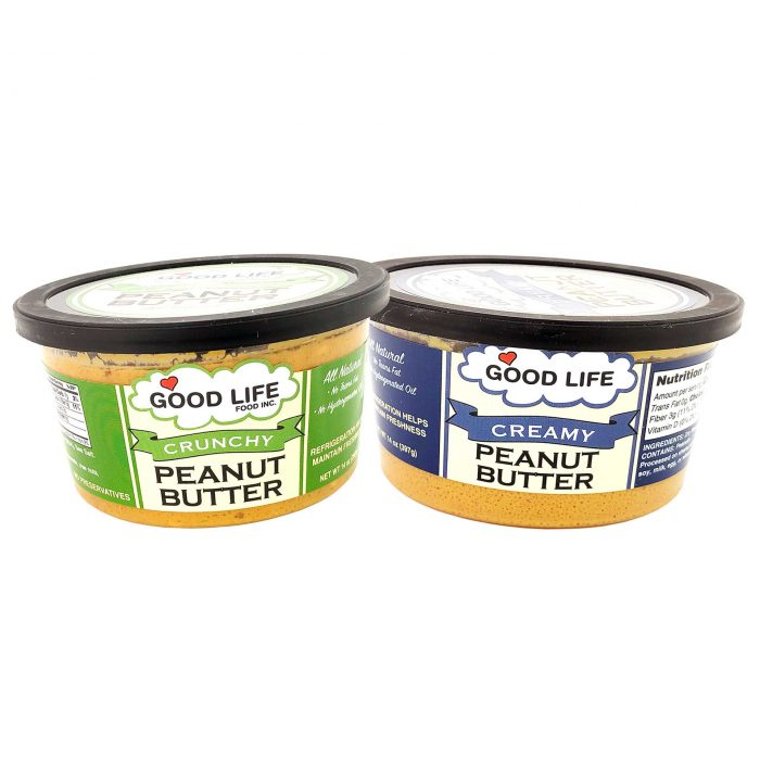 Goodlife PeanutButters14oz