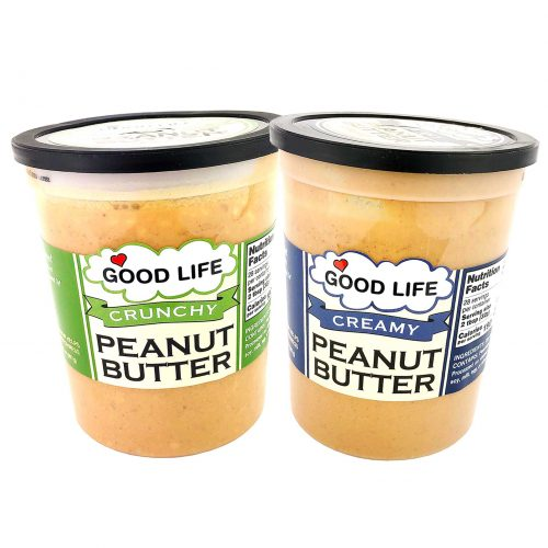 Goodlife PeanutButters32oz