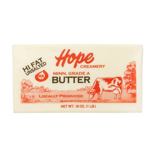 HopeCreamery HiFatButter 1920x1920