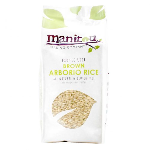 Manitou Brown Arborio Rice