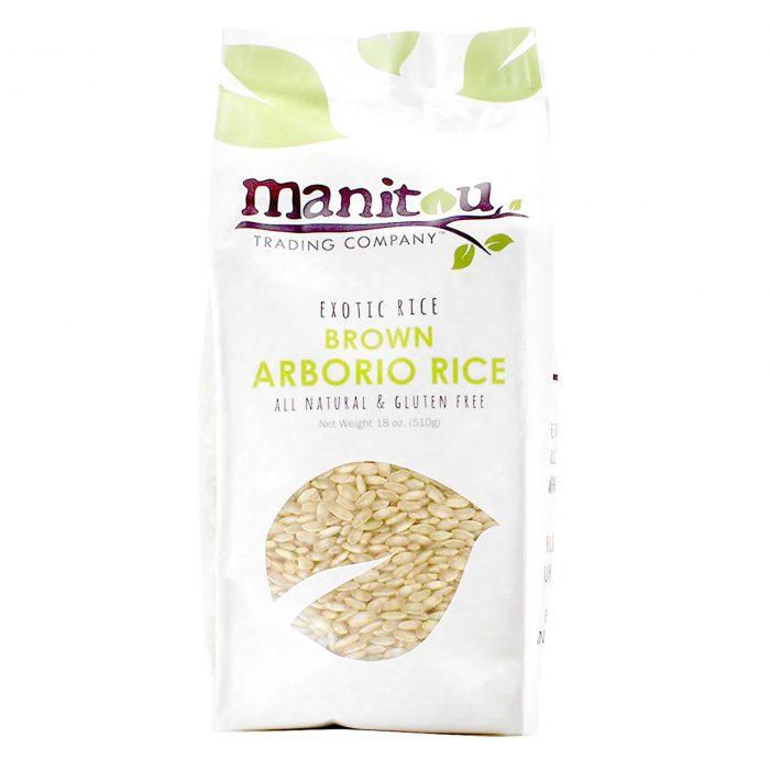 Manitou Brown Arborio Rice