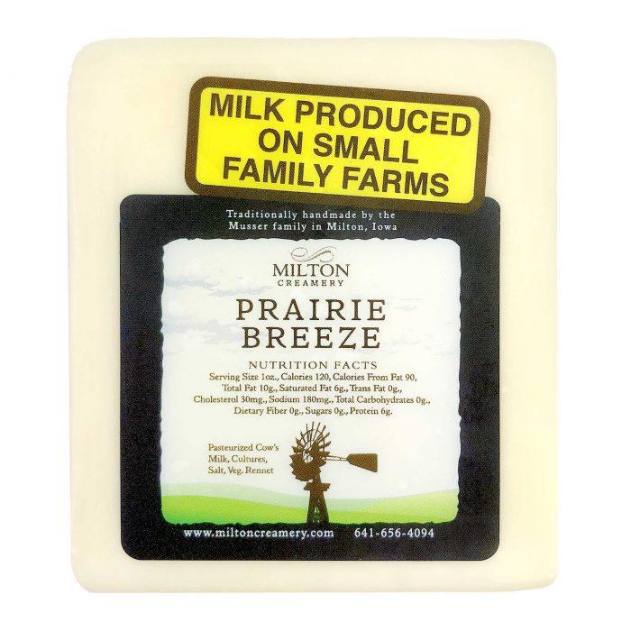 Milton Creamery Prairie Breeze