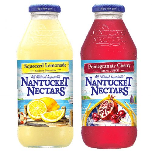 Nantucket Nectars Lemonade Pomegranate Cranberry