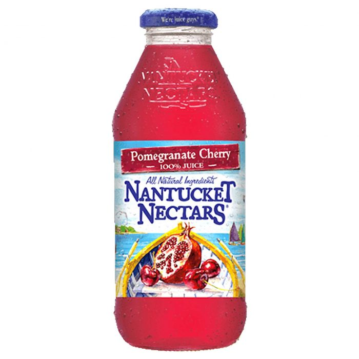 Nantucket Nectars Pomegranate Cherry