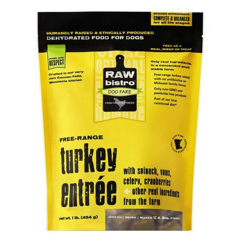 RawBistro DogFood Turkey 1920x1920