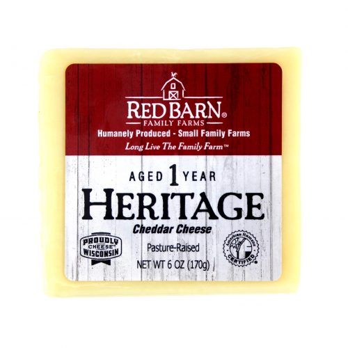 Red Barn Heritage Cheddar Cheese
