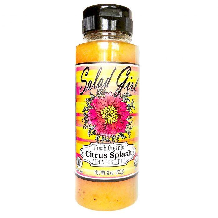 Salad Girl Citrus Splash Dressing