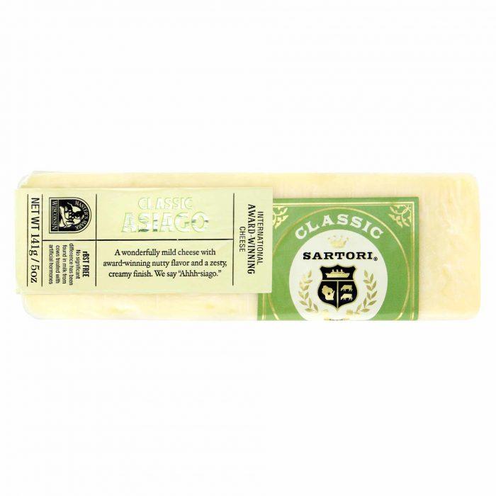 Sartori Classic Asiago Cheese