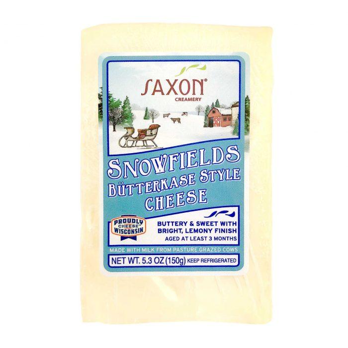 Saxon Creamery Snowfields Butterkase Cheese