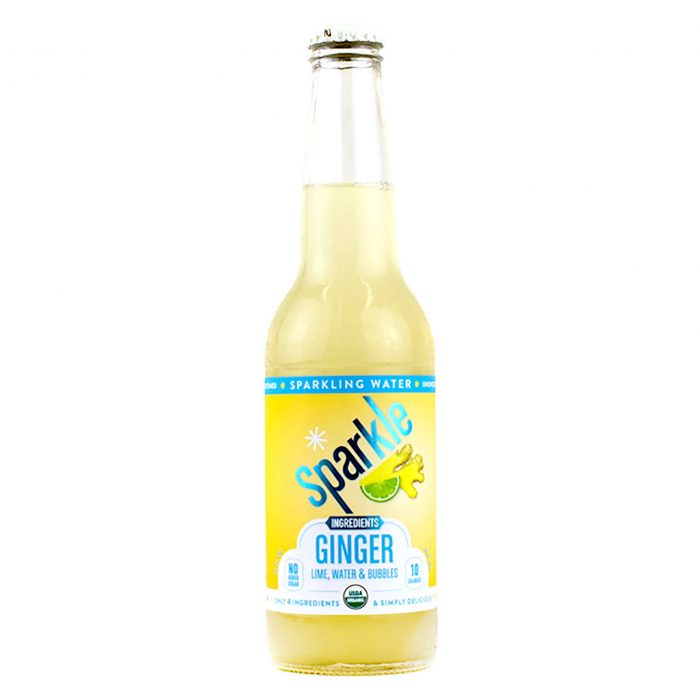 Sparkle Ginger Sparkling Water