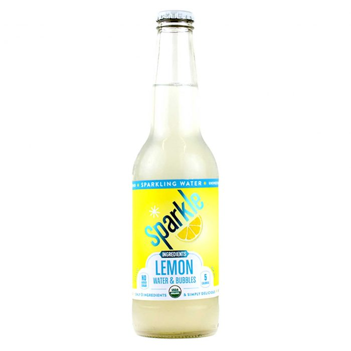 Sparkle Lemon Sparkling Water