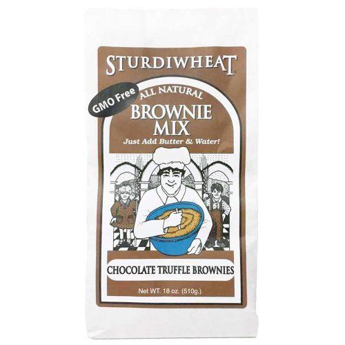 Sturdiwheat ChocolateTruffleBrownie 1920x1920