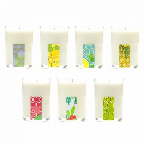 SunLeaf Candle Assorted