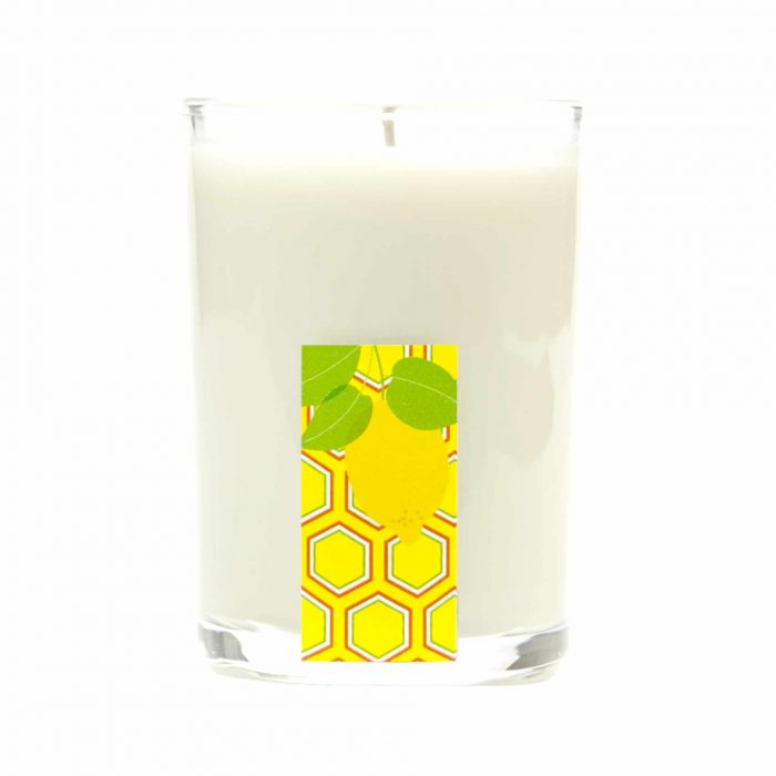 SunLeaf Candle Lemon Vetiver