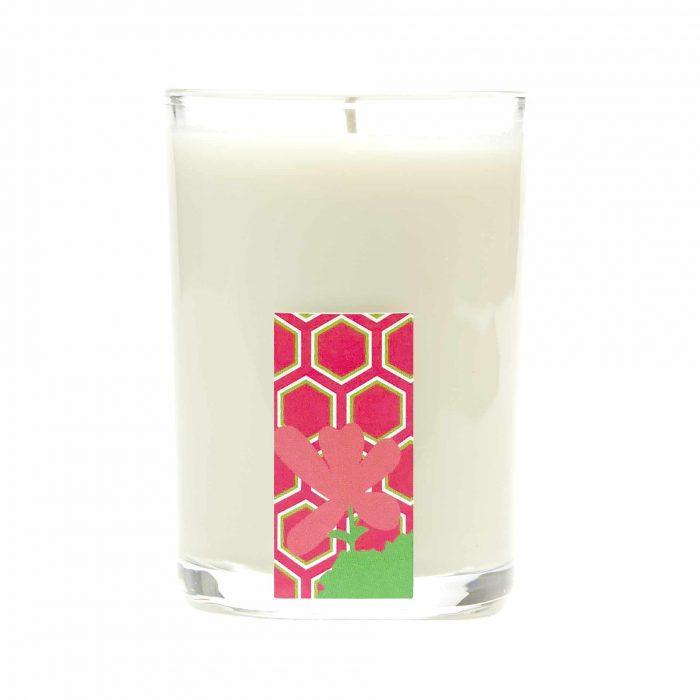 SunLeaf Candle Rosy Geranium