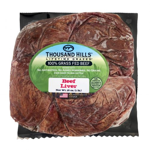 Thousand Hills Beef Liver