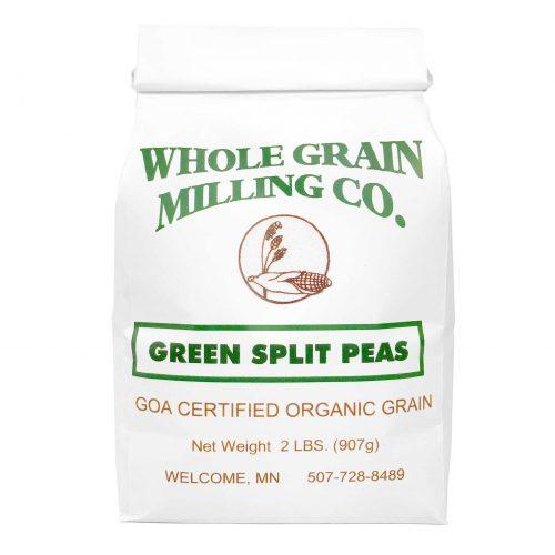 WholeGrainMilling GreenSplitPeas 1920x1920