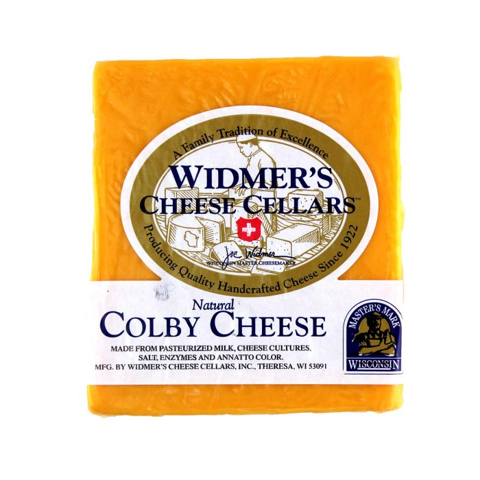 Widmers Colby Cheese
