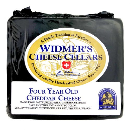 Widmers Four Year Old Cheddar Cheese