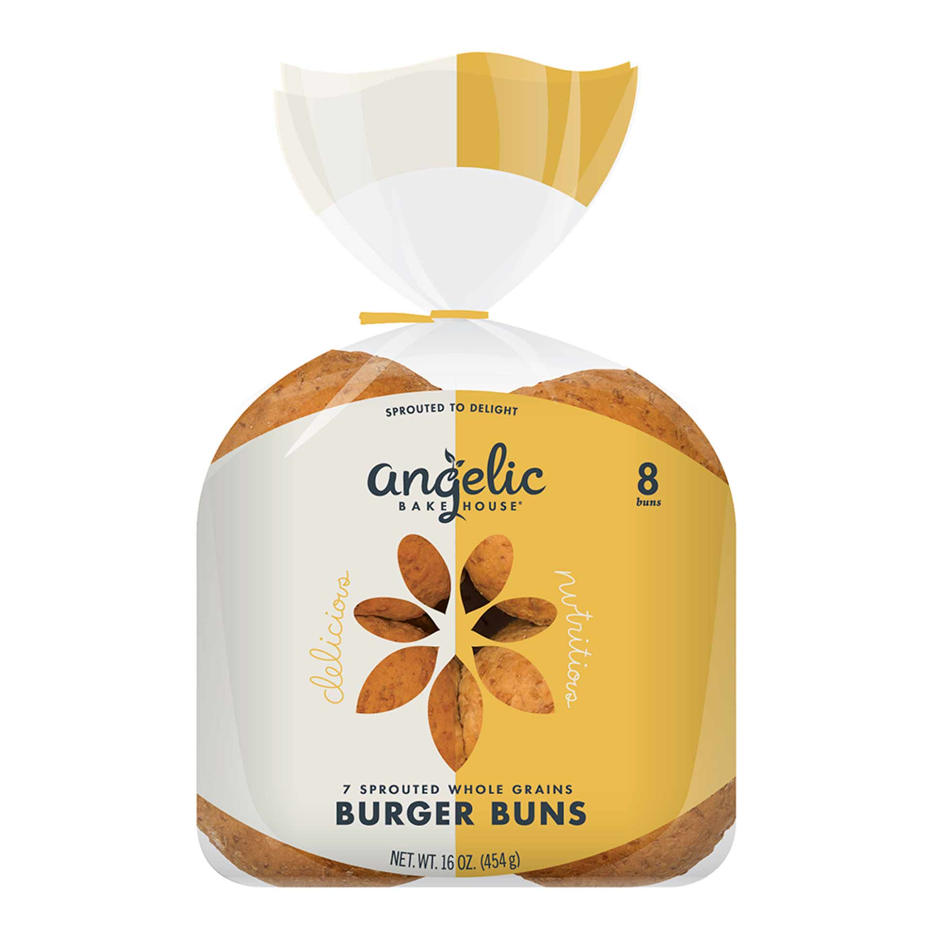 Angelic Hamburger Buns