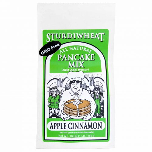 Strudiwheat Apple Cinnamon Panckake Mix