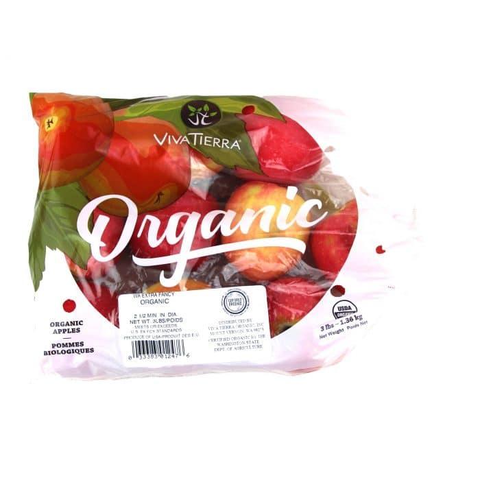 Viva Tierra Organic Apples