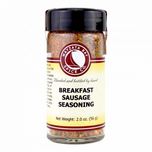 Wayzata Bay Spice Breakfast Sausage Seasoning