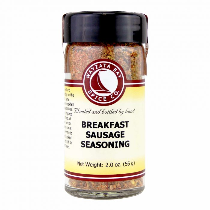 Wayzata Bay Spice Breakfast Sausage Seasoning