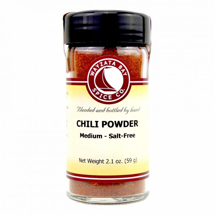 Wayzata Bay Spice Chili Powder