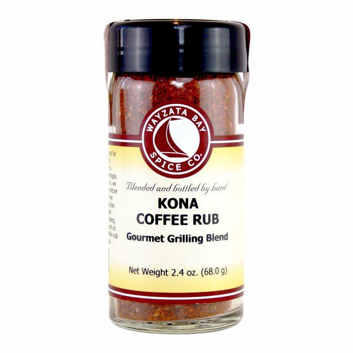 Wayzata Bay Spice Kona Coffee Rub