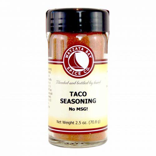 Wayzata Bay Spice Taco Seasoning