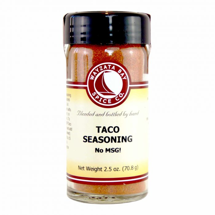 Wayzata Bay Spice Taco Seasoning
