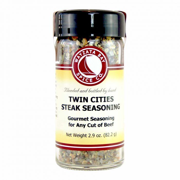 Wayzata Bay Spice Twin Cities Steak Seasoning